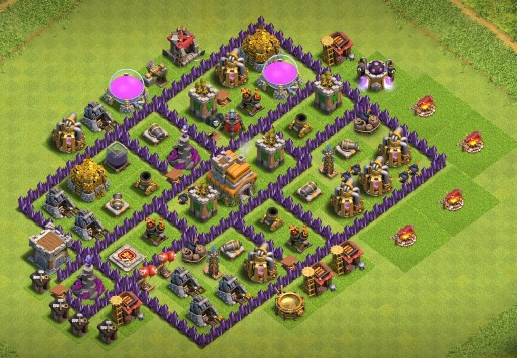 Th7 layout