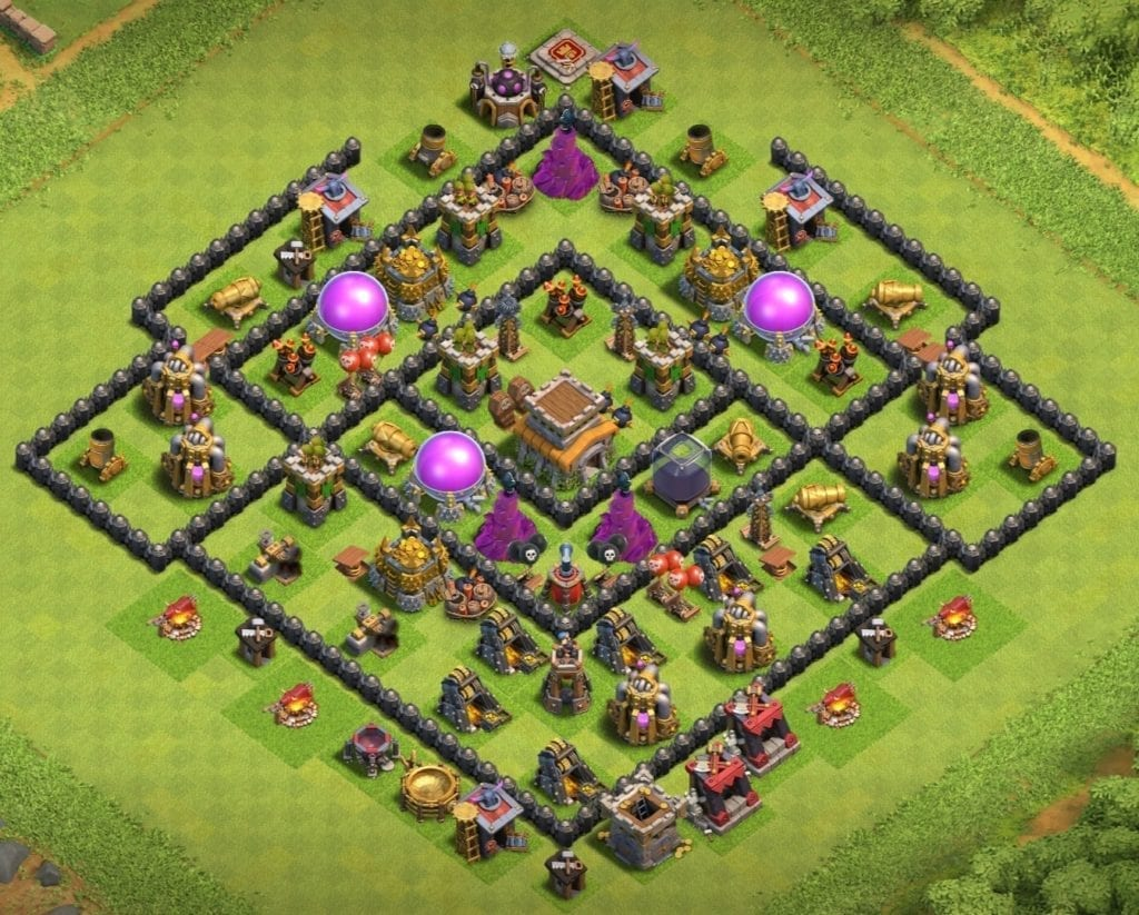 th8 defense base