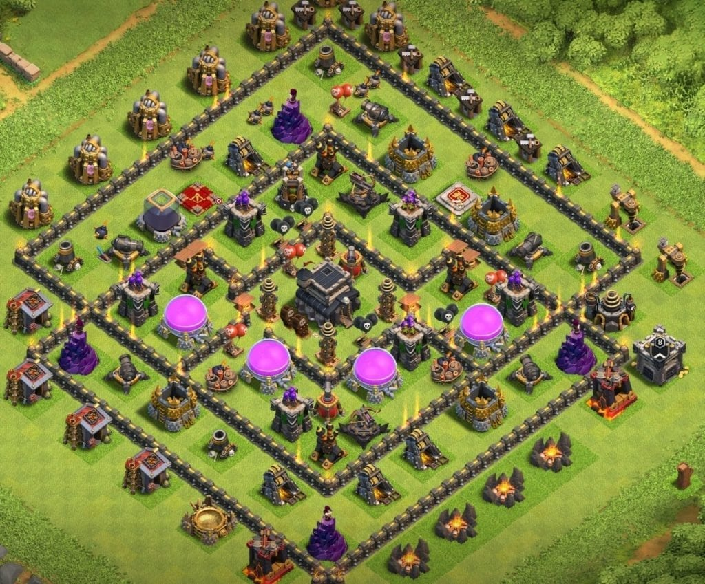 th9 trophy base
