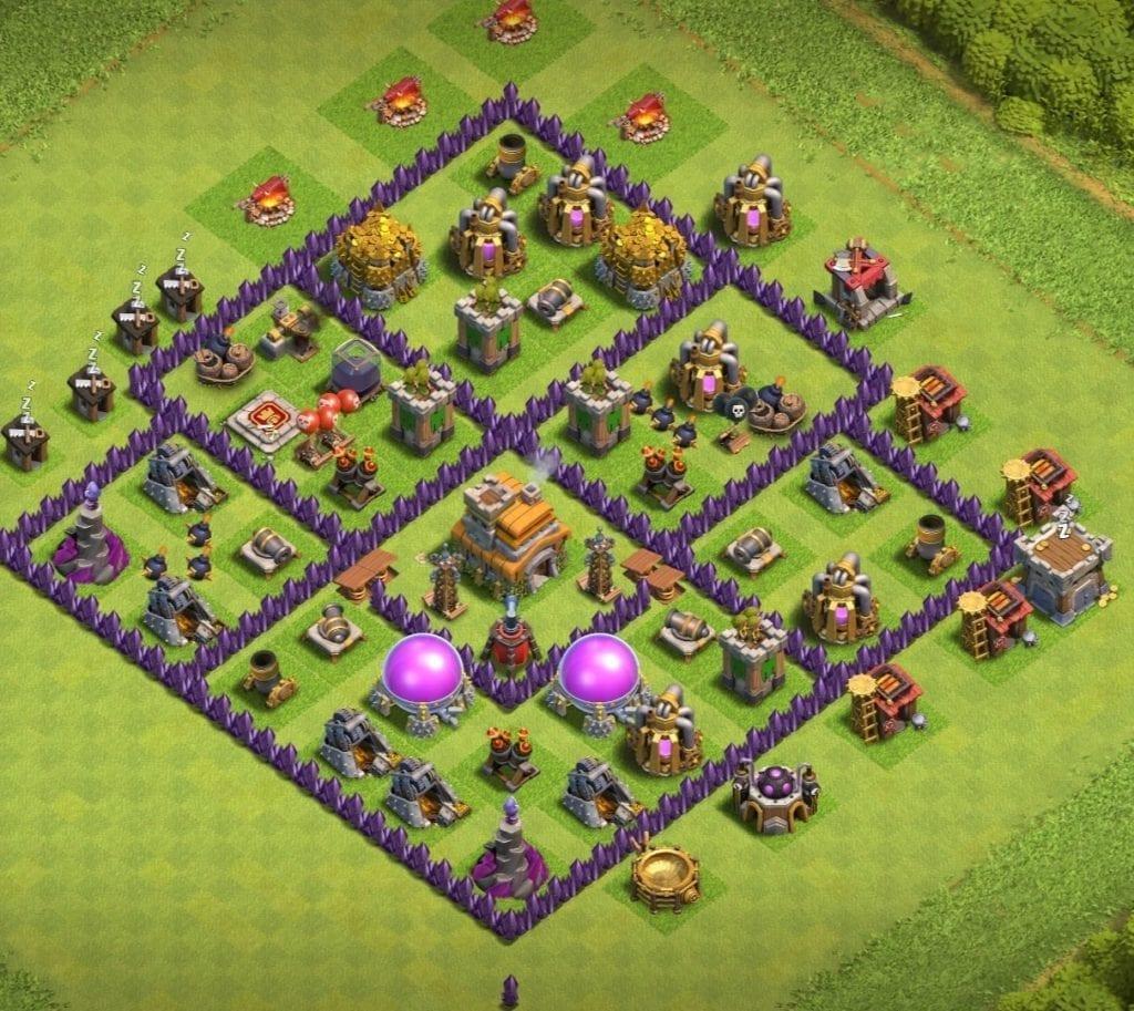 th7 base layout