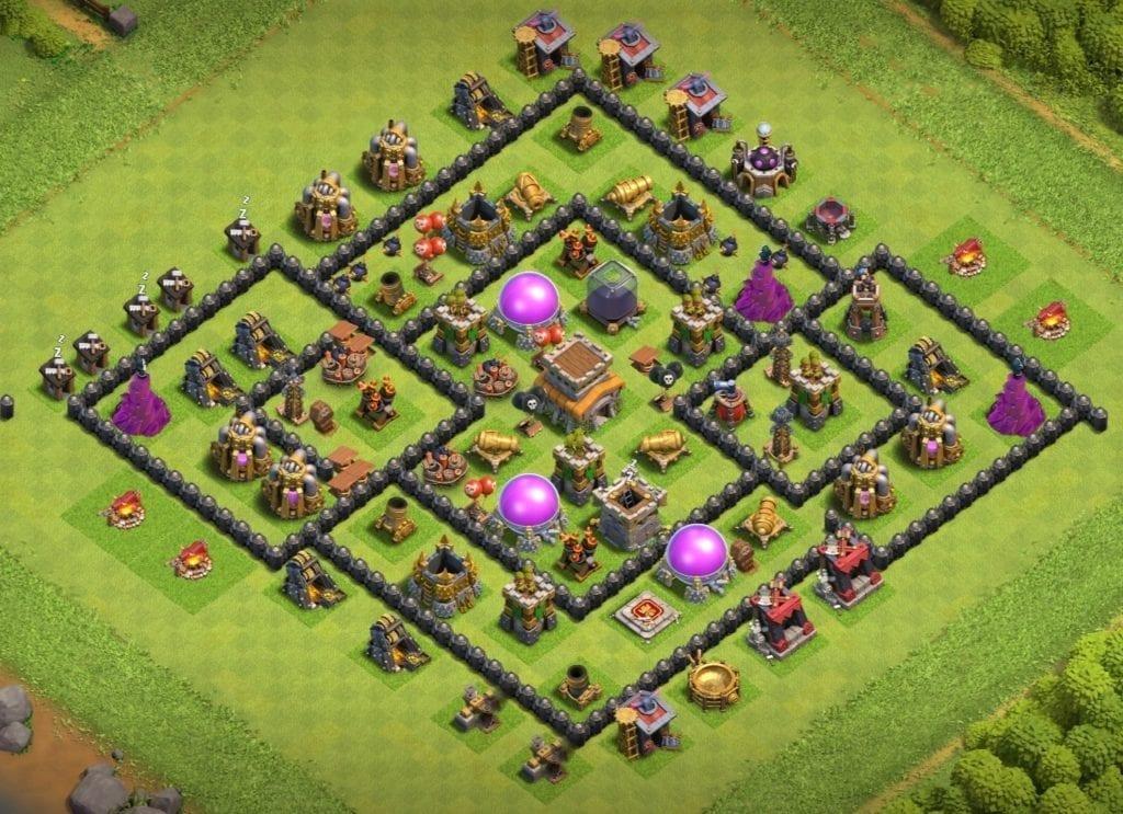 th8 farming base