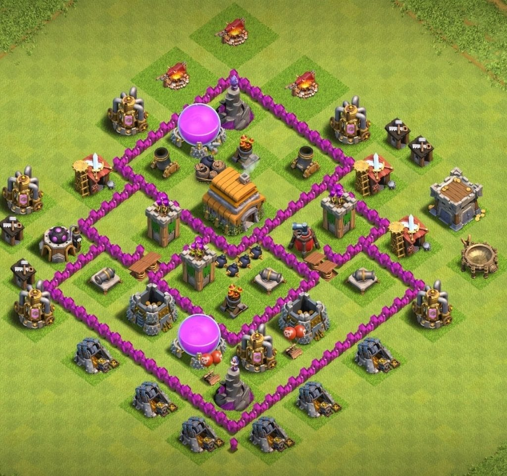 th6 def layout
