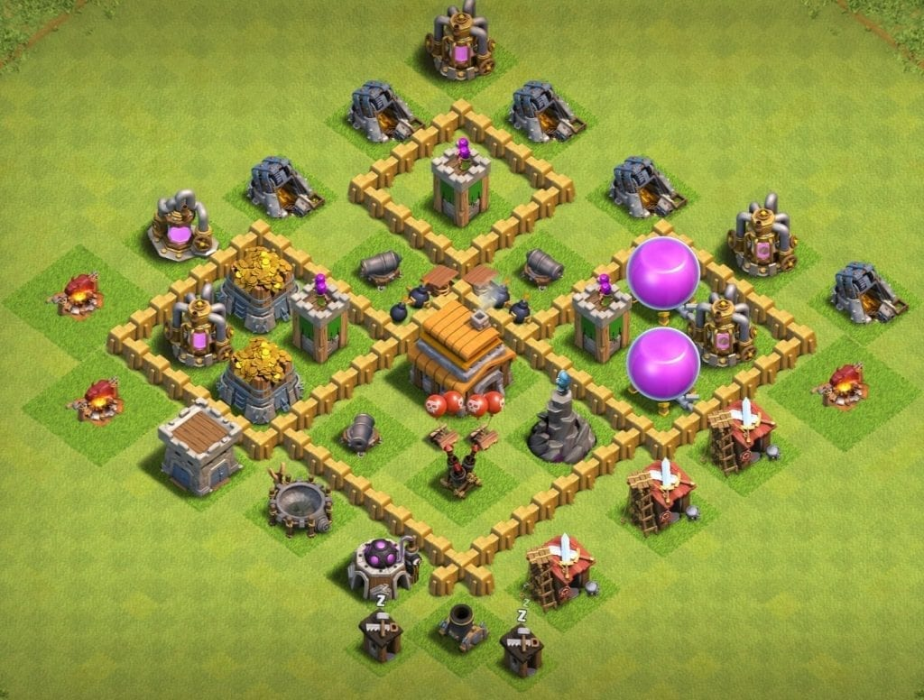 th8 bases anti everything