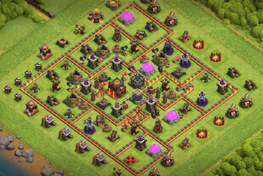 th10 trophy base