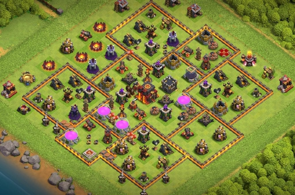 Th10 trophy base link