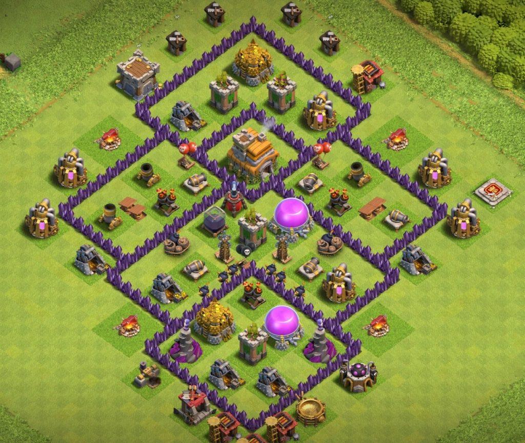 th7 Base anti everything