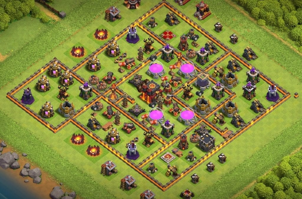 Th10 trophy base copy link