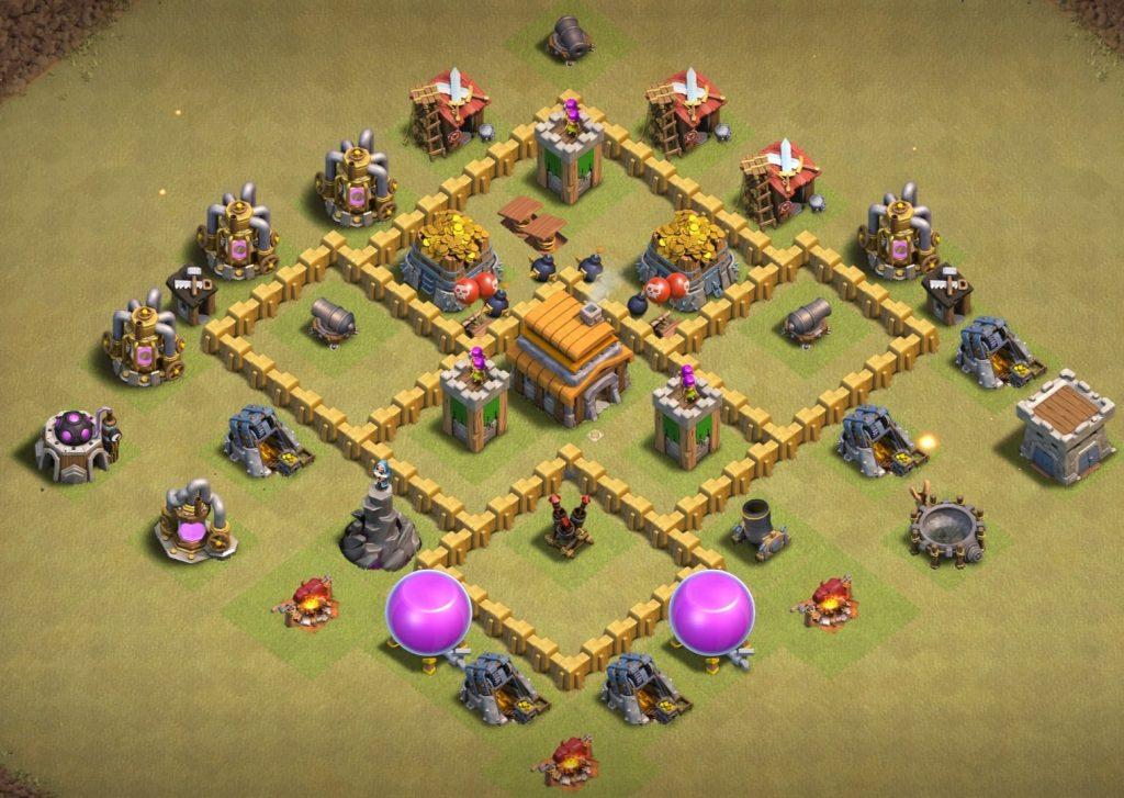 th5 war base