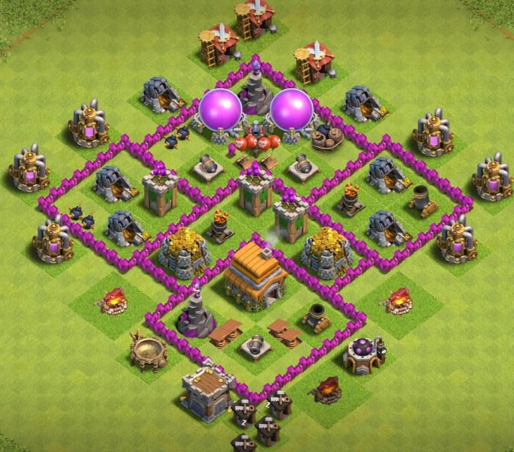 th6 base anti 2 stars.