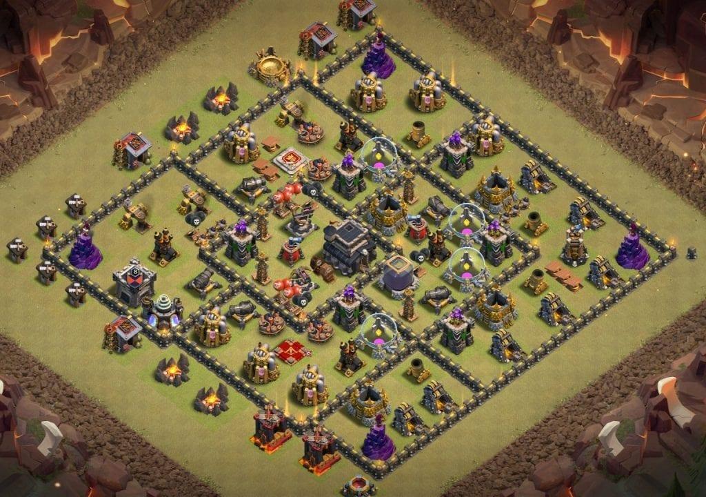 th9 war layout