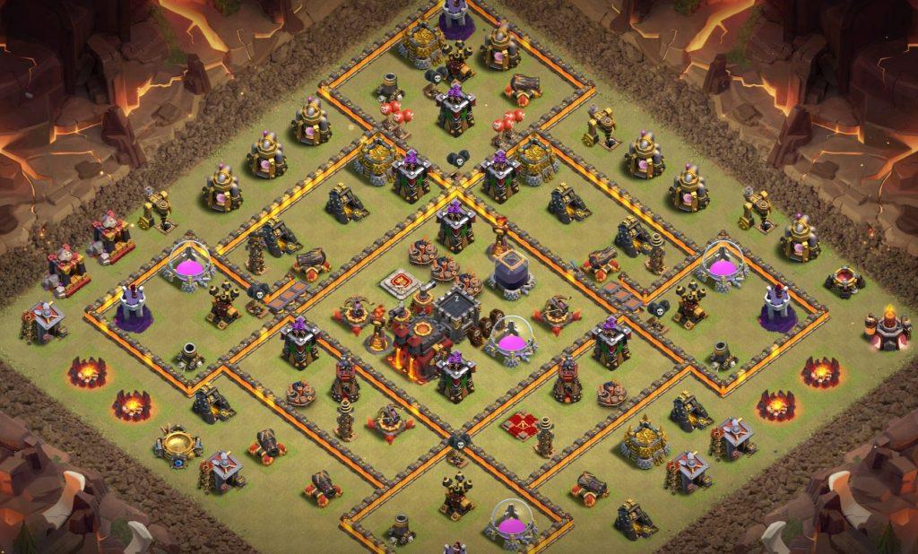 th10 war base