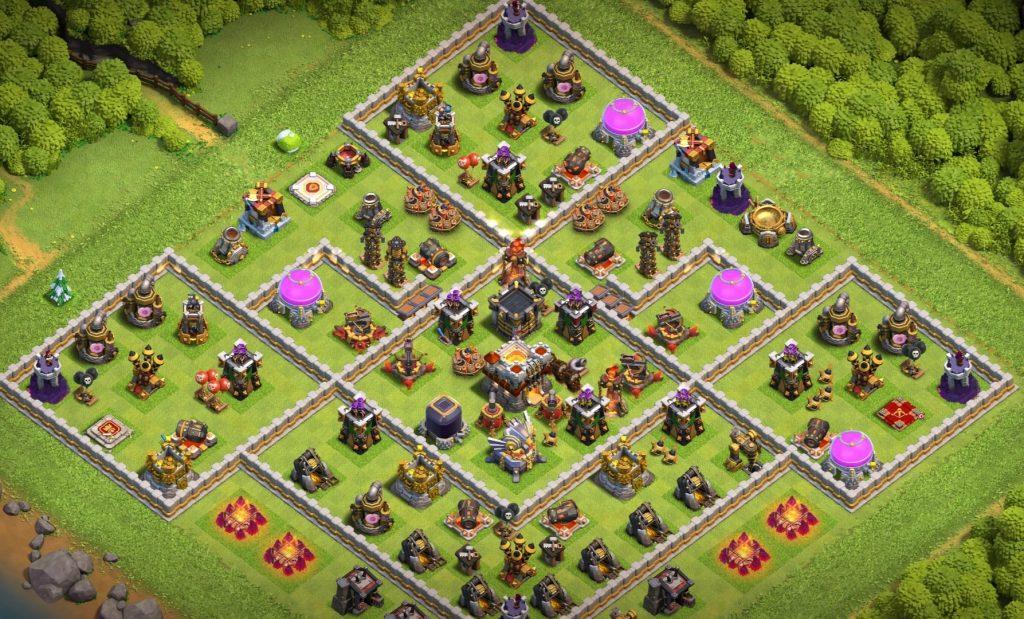 Th11 farming base Copy LInk