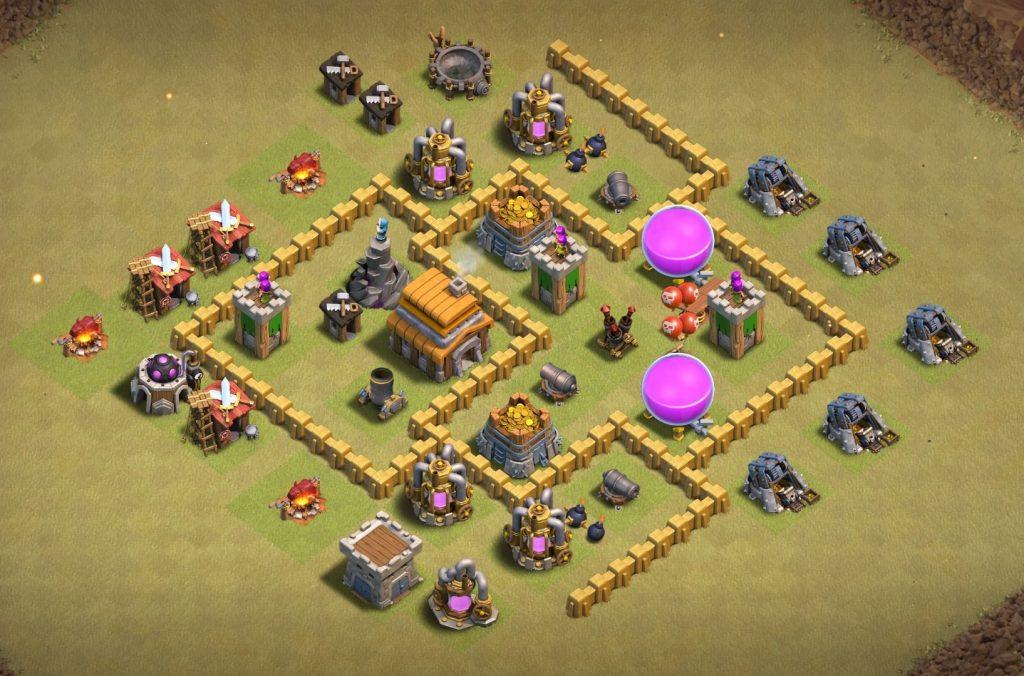 Th5 War Base 2021