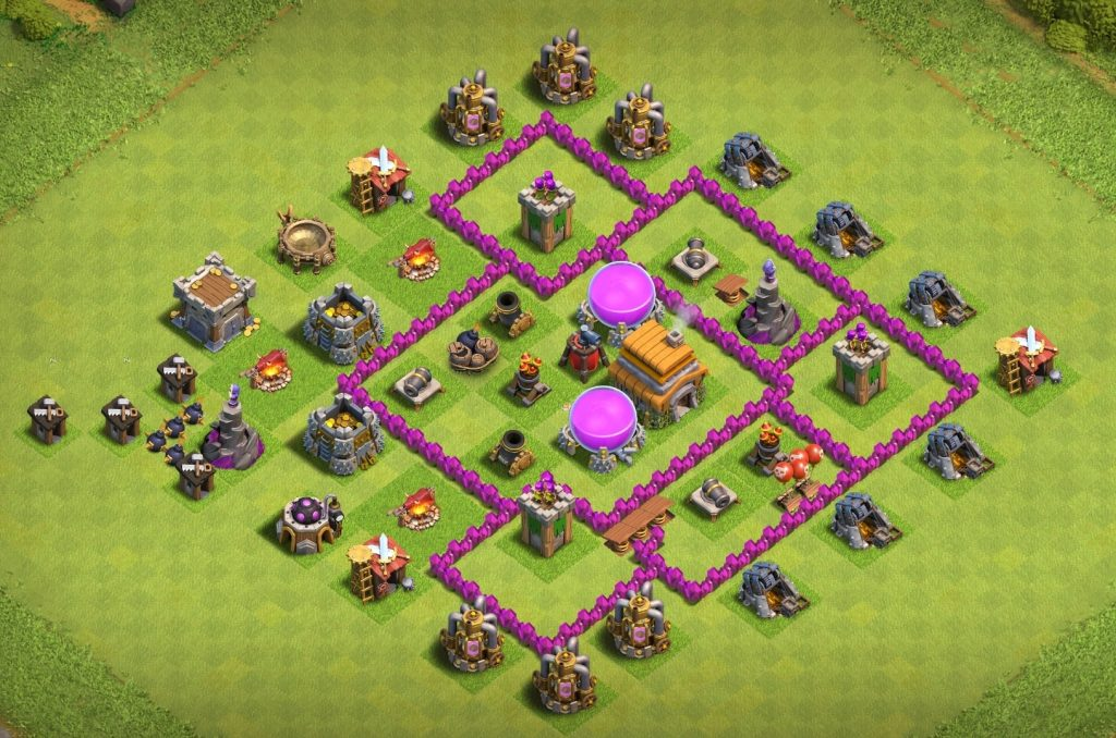 Th6 Base Layout anti everything
