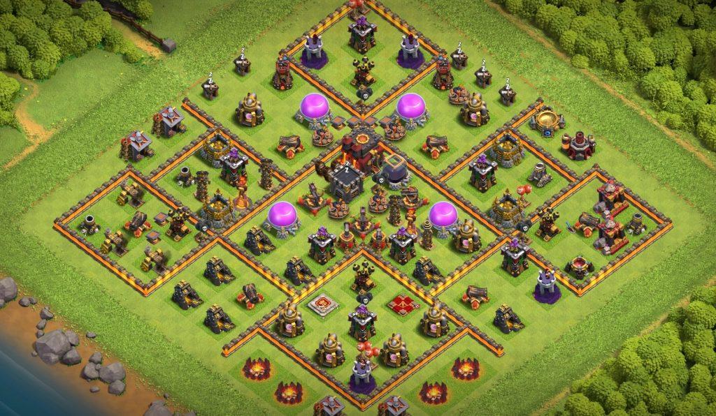 Best Th10 Defense base