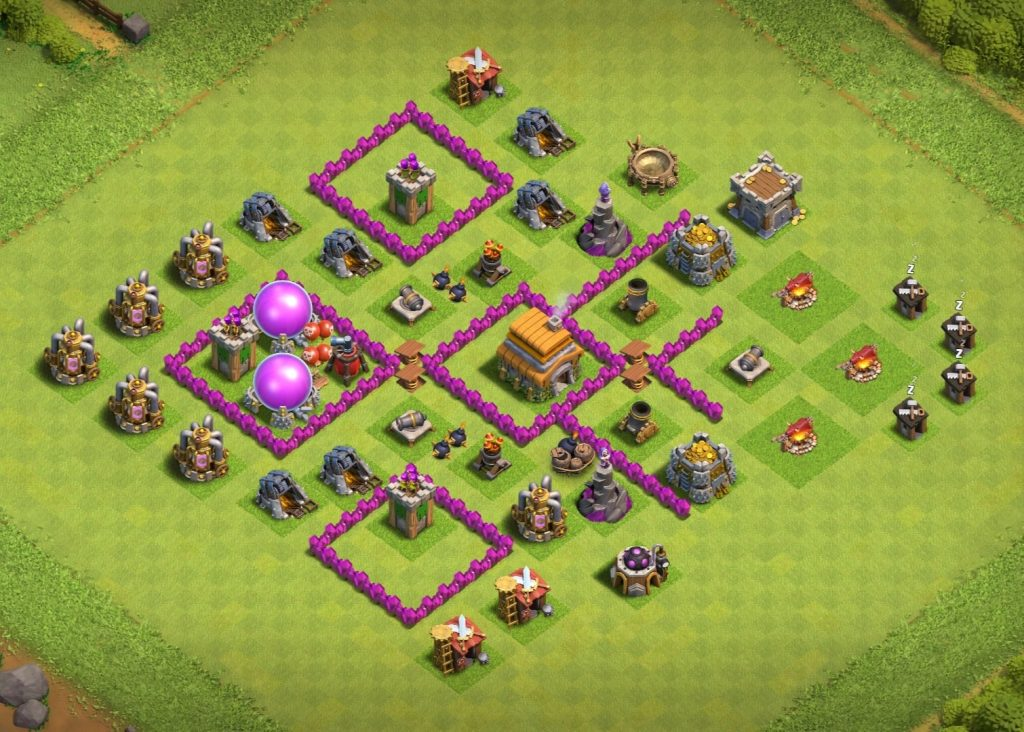 Best Th6 trophy base with link