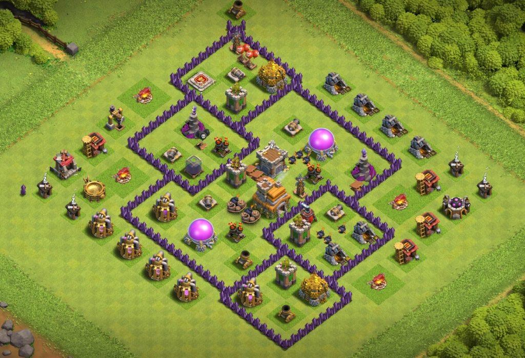 Best Th7 defense Base