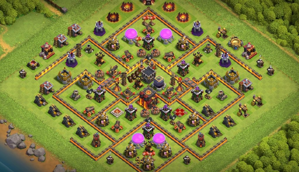 Best Th10-trophy-Layout-Link