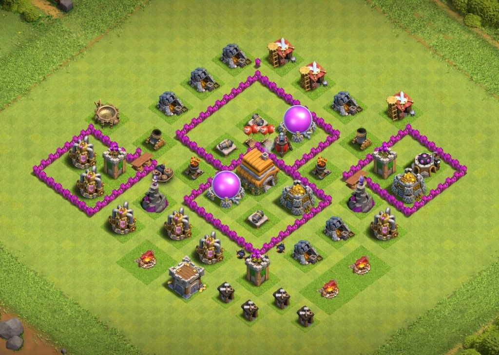TH6 Trophy Layout link