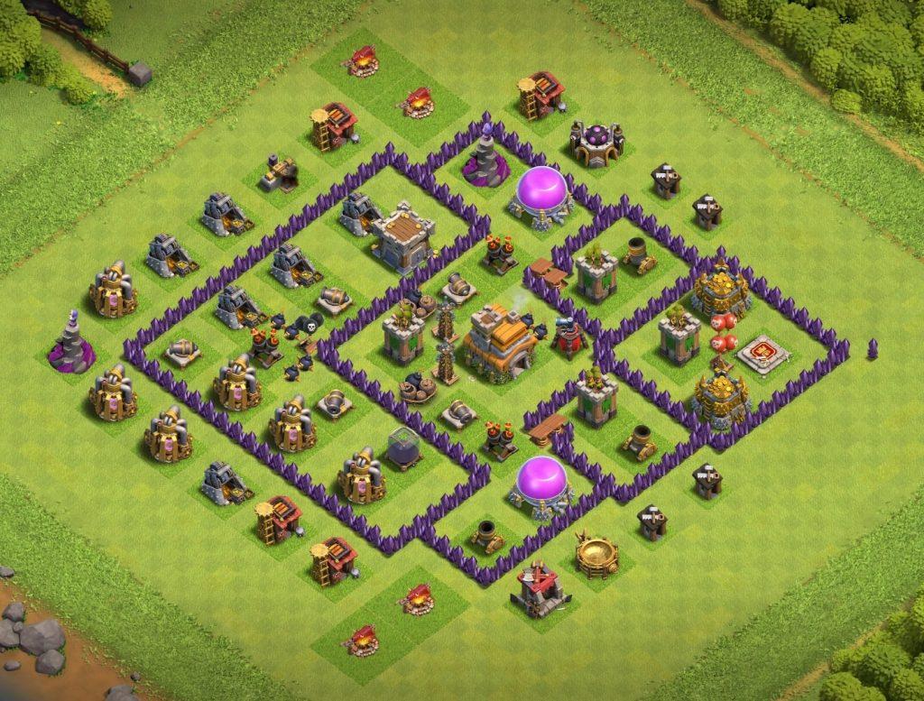 Th7 anti everything base