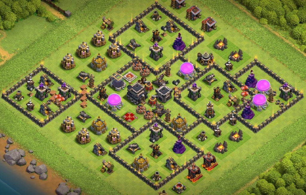 Best th9 base