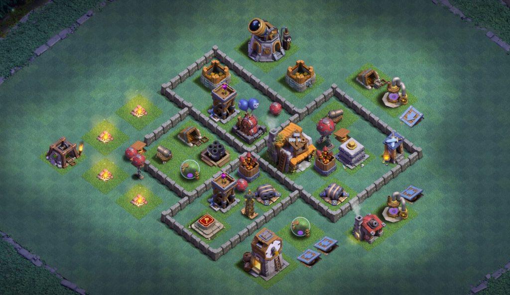 Best Builder Hall 5 Base Link