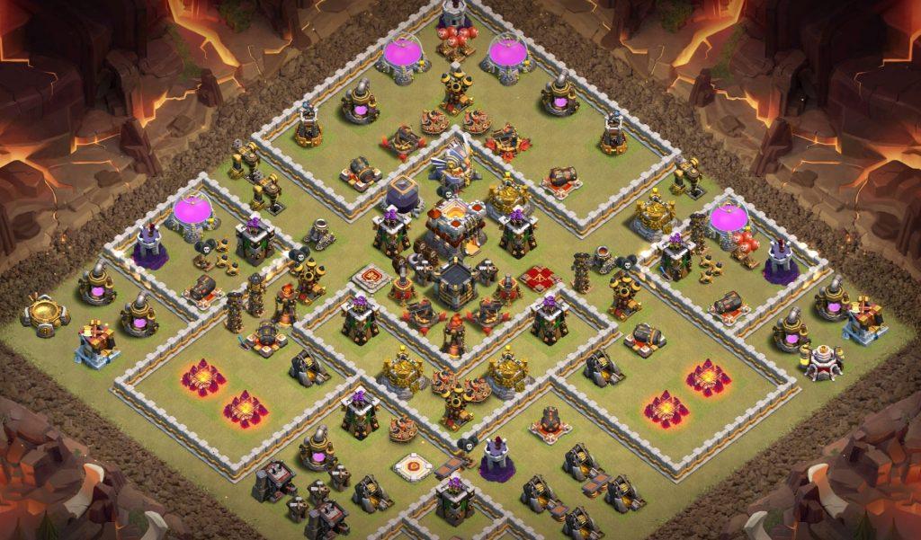Good Th11 War Base