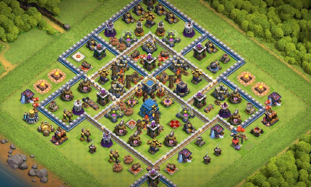 Good th12 trophy base